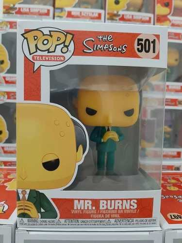 Funko Pop Television The Simpsons # Mr. Burns 501