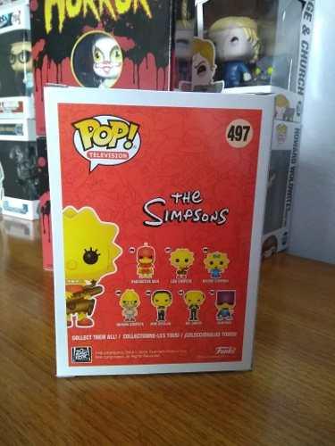Funko Pop Lisa Simpson #497 - The Simpsons