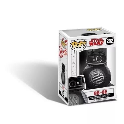 Funko Pop Star Wars O Ultimo Jedi Bb9e #202