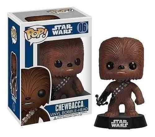 Funko Pop Star Animation Wars Chewbacca #06