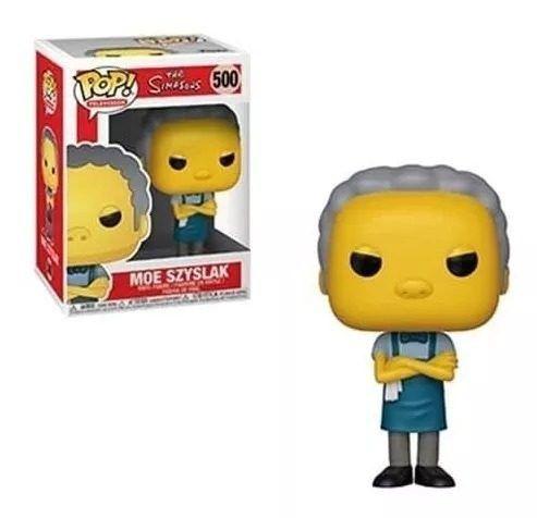 Funko Pop Television The Simpsons Moe Szyslak 500