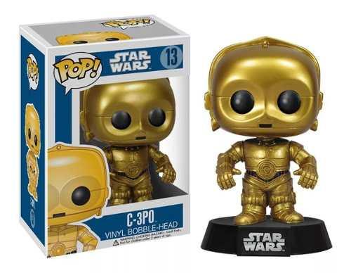 Funko Pop Star Wars C-3po #13
