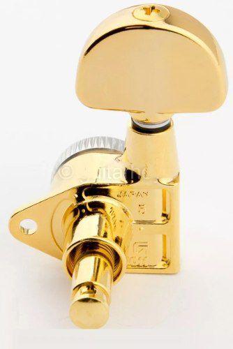 Tarraxas Gotoh Com Trava Magnum Lock Sg301-20 Mgt 3x3 Gold