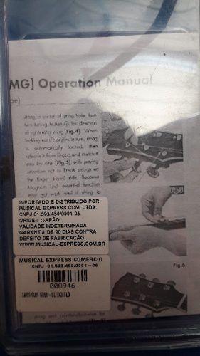 Tarraxa Gotoh Sd90sl Mgt 3x3 Trava Magnum Lock Preta + Nfe