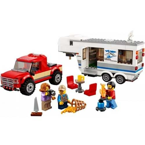 Lego 60182 Lego® City Pick-up E Trailer