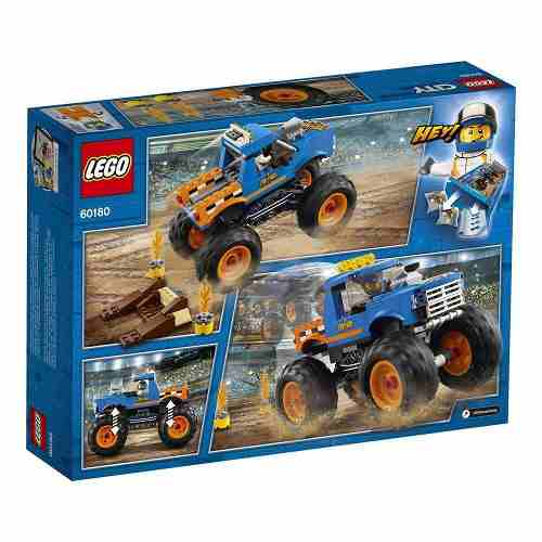 Lego 60180 City - Monster Truck 60180
