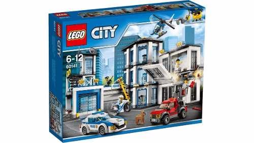 Lego City 60141 City Esquadra De Policia