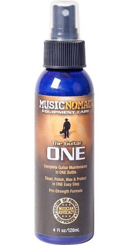 Prod.de Limpeza Musicnomad Mn103 Guitar Polish/cleaner 120ml