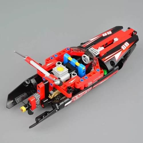 Lego Technic 42089 Barco A Motor Potente Power Boat