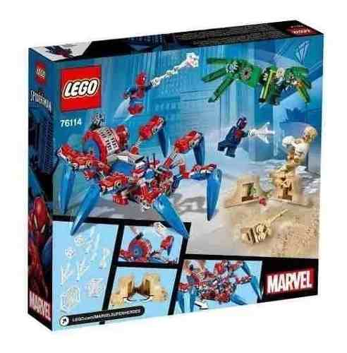 Lego 76114 Marvel - Spider - Man - Aranha Robô