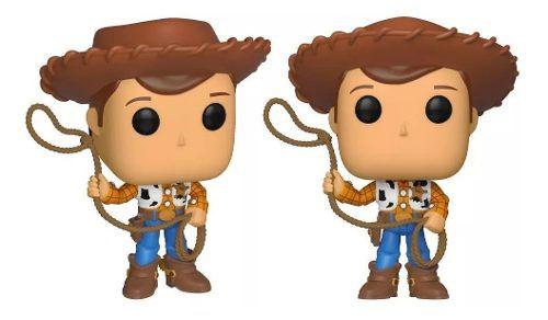 Funko Pop Disney Toy Story 4 Sheriff Woody 522