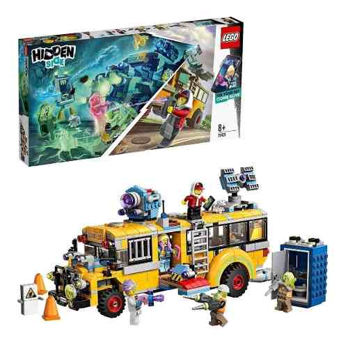 Lego 70423 Hidden Side - Onibus Interceptor Paranormal 3000