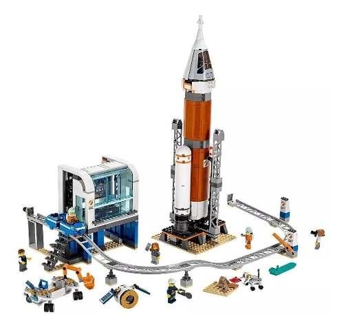 Lego City 60228 Controle De Lançamento