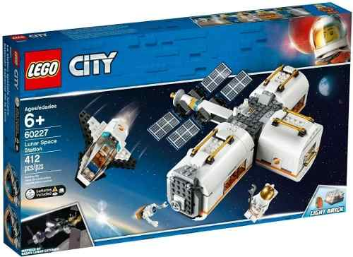 Lego 60227 City - Lunar Space Station