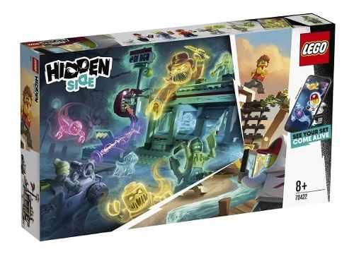 Lego 70422 Hidden Ataque de Camarão ao Barracão