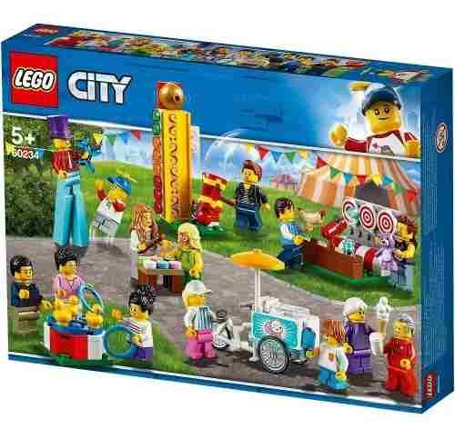 Lego 60234 Pack de Pessoas Parque de Diversões