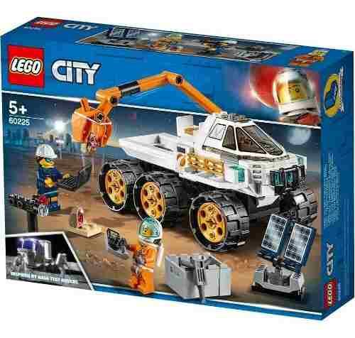 Lego 60225 City - Teste de Condução de Carro Lunar