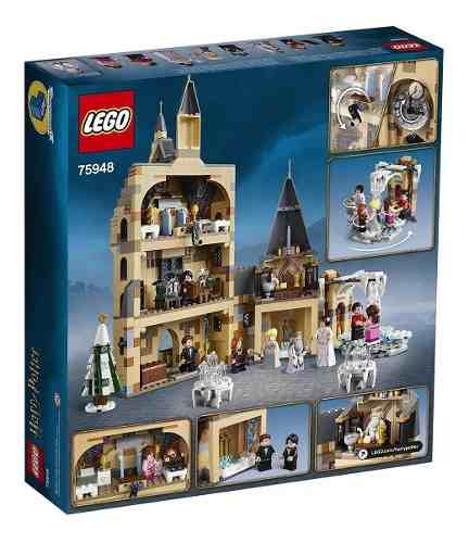 75948 Lego Harry Potter A Torre Do Relógio De Hogwarts