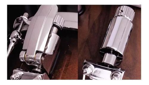 Caixa Bateria Mapex Black Panther Blaster 13x7 Bpml3700ln Wu