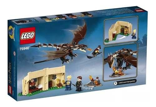 Lego Harry Potter 75946 - Torneio Tribruxo De Rabo Córneo