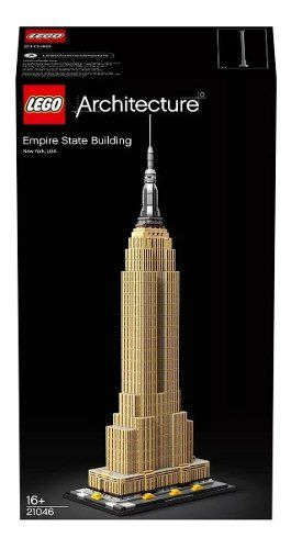 Lego Empire State Building 21046 Lego Architecture
