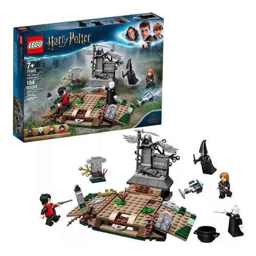 Lego 75965 Harry Potter - O Ressurgimento De Voldemort