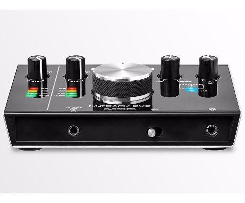 M-audio M-track 2x2 Interface De Áudio Usb Fast