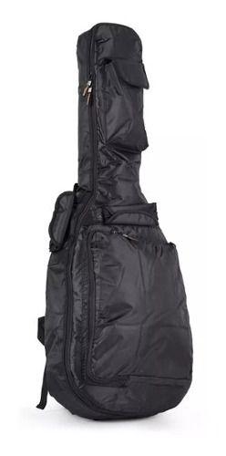 Bag Para Violão Classico Student Line Rockbag Rb 20518 B
