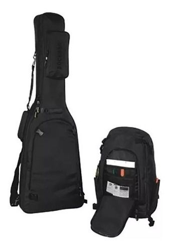 Rockbag Bag Para Guitarra Black Rb 20456 B