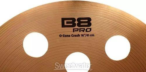 Prato De Ataque Sabian B8 Pro Ozone 1600 16 Brilhante