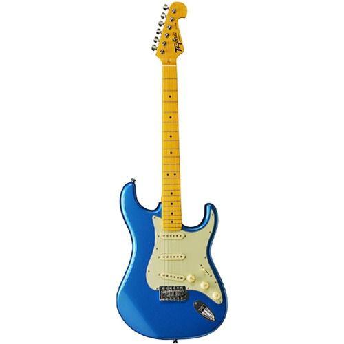 Guitarra Strato Tagima Woodstock Tg530 Lake Placid Blue