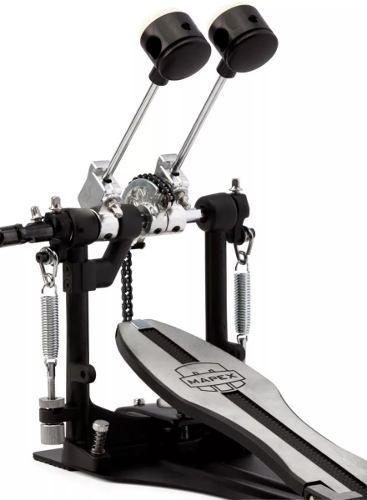 Pedal Bateria Bumbo Duplo Mapex P400tw P400