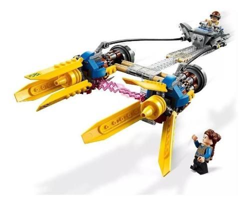 Lego Star Wars 75258 - Podracer De Anakin - 20º Aniversario