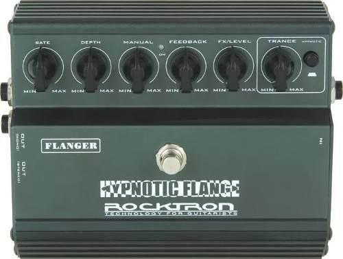 Pedal Para Guitarra Flanger Rocktron Hipnotic Flange