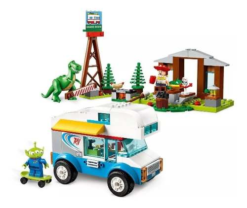 Brinquedo Lego Toy Story Ferias Com Trailer 178 Peças 10769