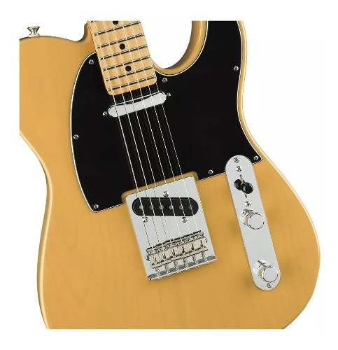 Guitarra Fender Player Telecaster Mn 550 Butterscotch Blonde