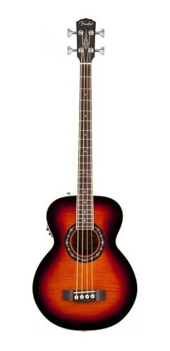 Baixolao Fender T Bucket Bass 3 Color Sunburst 096 8081
