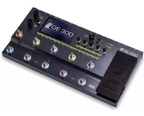 Pedaleira Multi-efeitos P/ Guitarra Ge300 Mooer