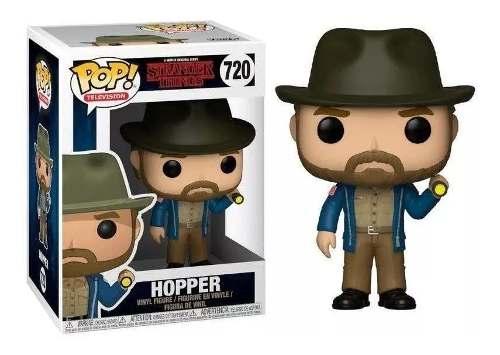 Funko Pop Television Stranger Things Hopper Flashlight #720