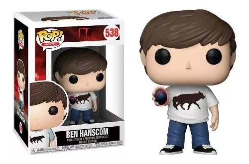 Funko Pop! It - Ben Hanscom 538 A Coisa