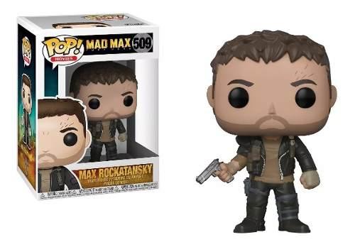 Max Rockatansky - Mad Max - Pop! Funko #509