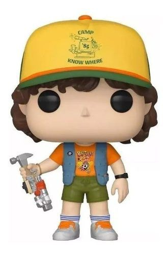Funko Pop Tees Collection Stranger Things Dustin Camiseta M