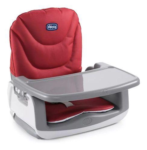 Cadeira Alimentação Infantil Bebê Elevatório Scarlet Chicco