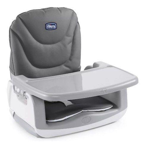 Cadeira Alimentação Infantil Bebê Elevatório Graphite Chicco