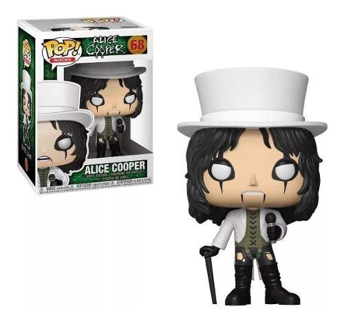 Alice Cooper 68 - Alice Cooper - Funko Pop