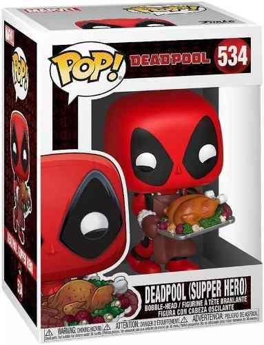 Funko Deadpool Supper Hero #534