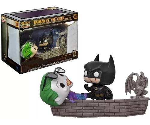 Funko Pop Heroes Batman Vs The Joker Movie Moments 280