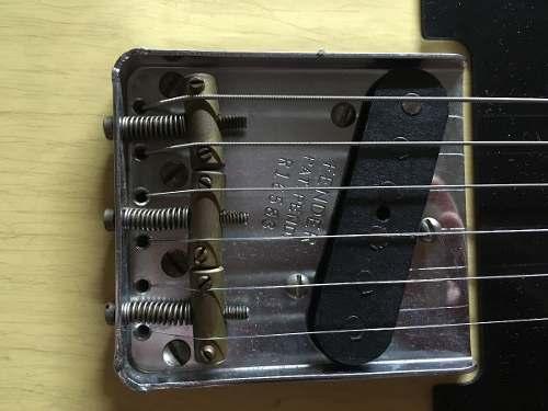 Guitarra Fender Custom Shop 51 Nocaster Relic Ltd 2017 com Case Tweed