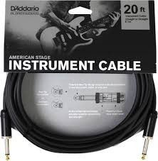 Cabo Guitarra Planet Waves American Stage 6m