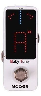 Pedal Afinador Mooer Baby Tuner - Mtu1 - Pd0868 Tipo De Prod